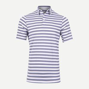 Soren Big Stripes Polo S/S