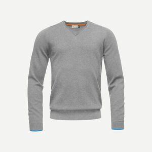 Men Kulm Engineered V-Neck Pullover