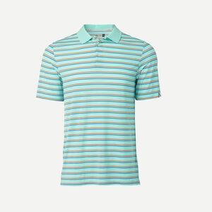 Men's Luis Multicolor Stripe Polo S/S