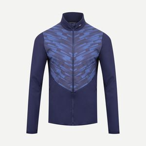Men Release Printed Jacket