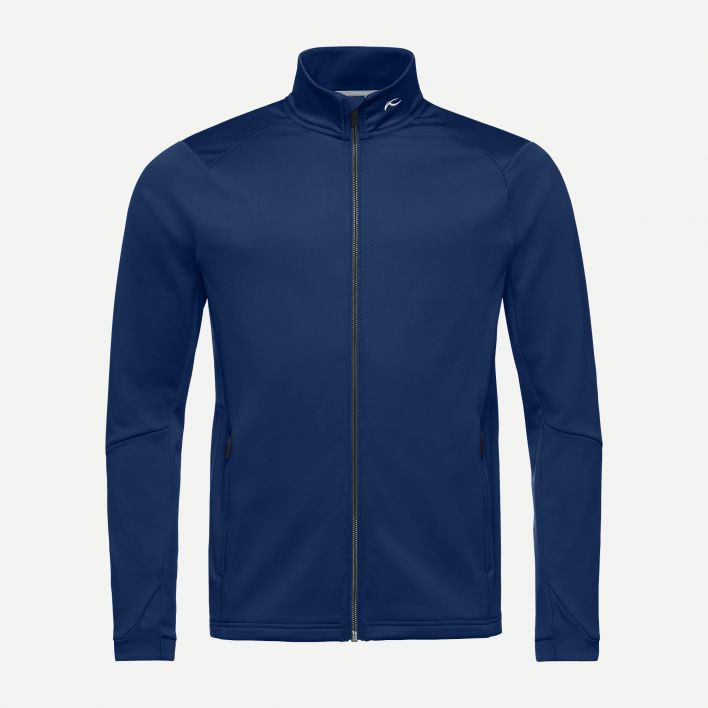 Men's Diamond Fleece Jacket