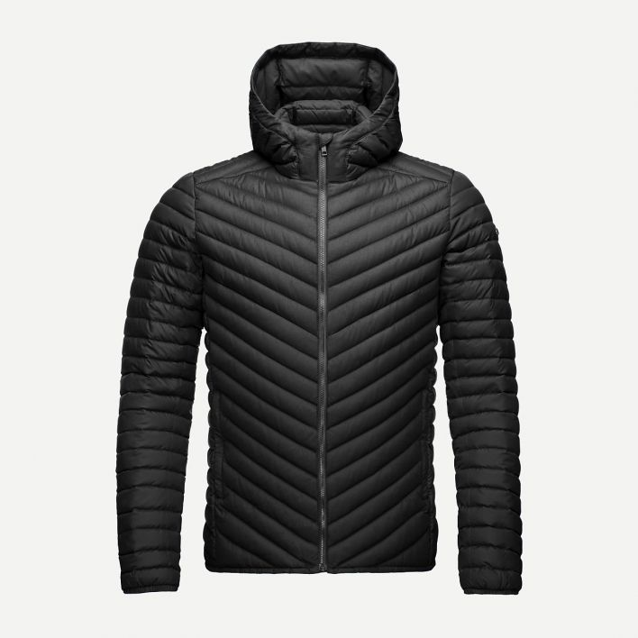 Men's Blackcomb Hooded Down Jkt
