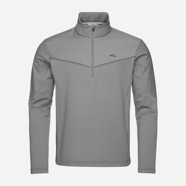 Men Speed Reader Halfzip