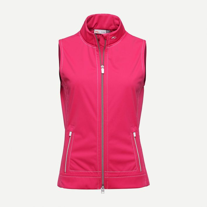 Ladies Drew SoftShell Vest