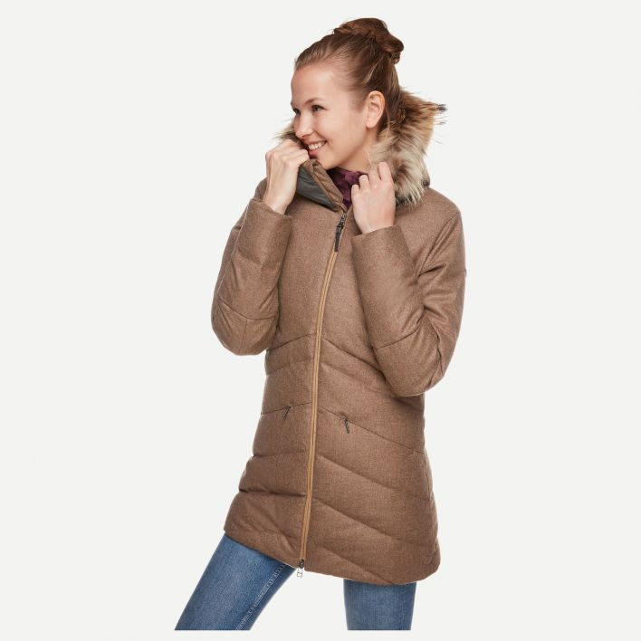 Women Staz Coat
