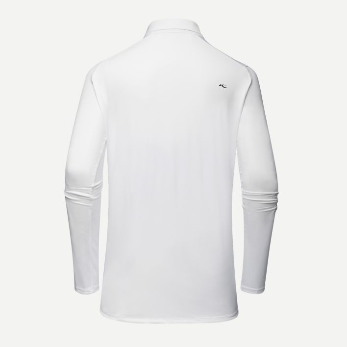Men's Soren Polo Solid L/S