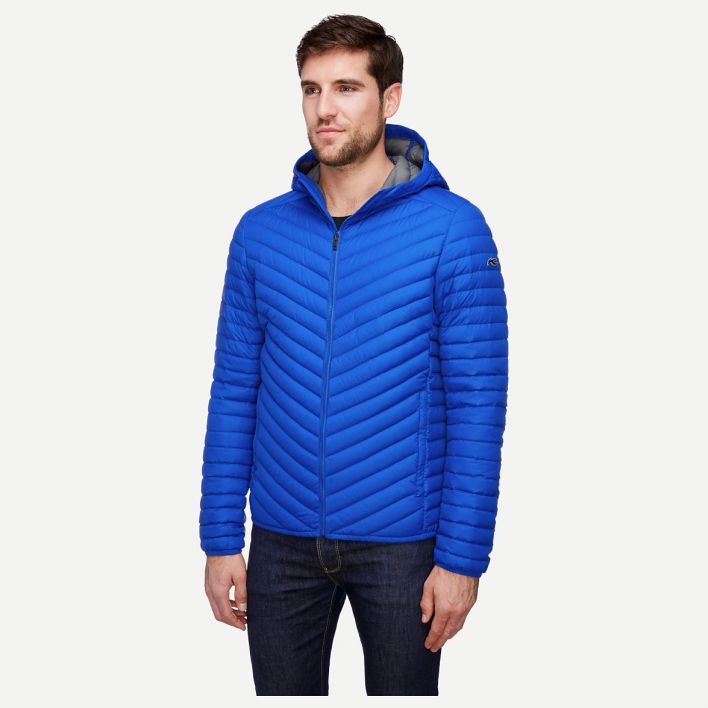 Men Blackcomb Down Hooded Jacket Men