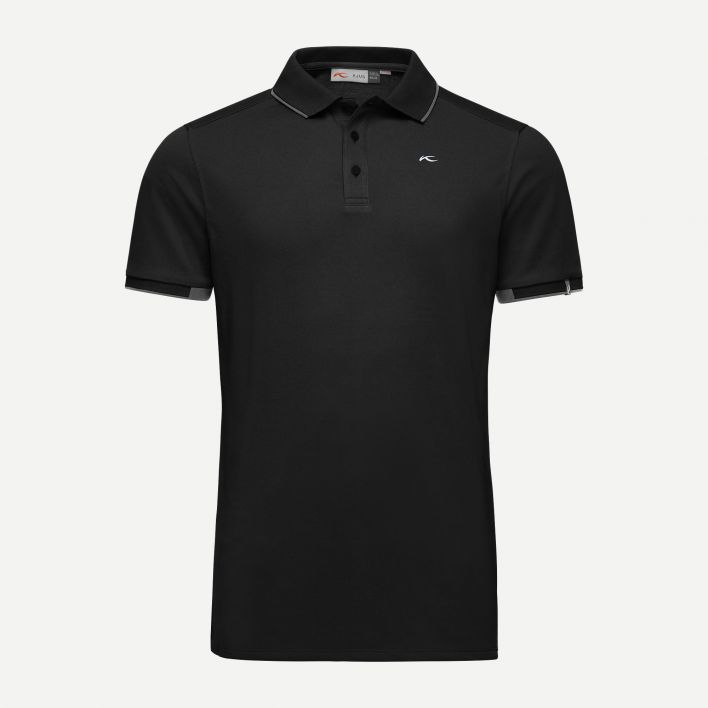 Men's Stan Polo S/S (Front Logo)