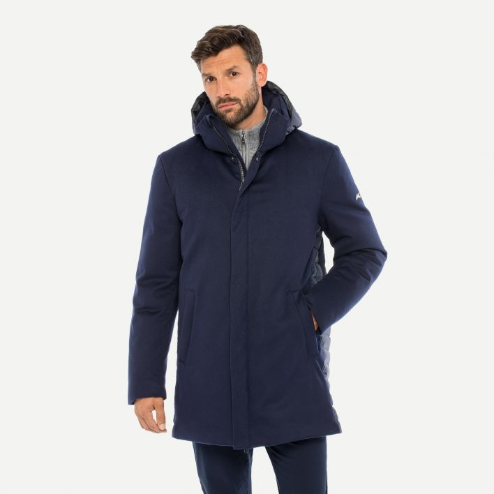 Men's Colani Wool Coat