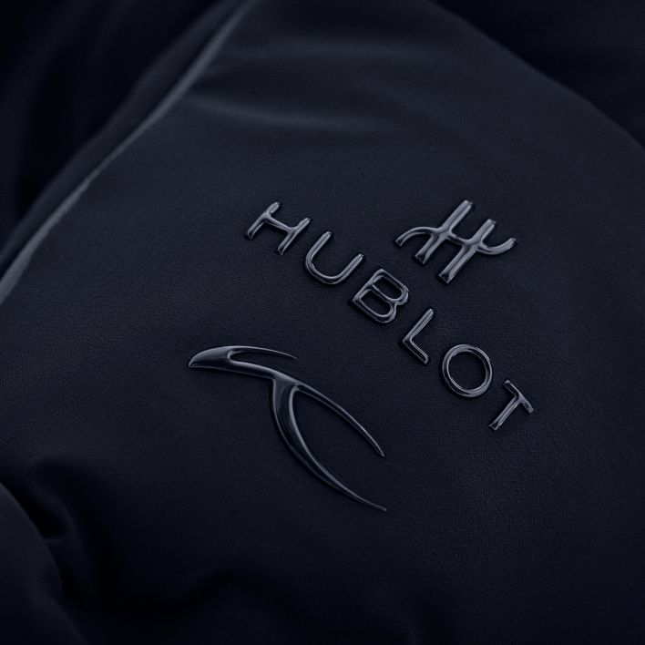 Men Hublot Limited Edition Jacket