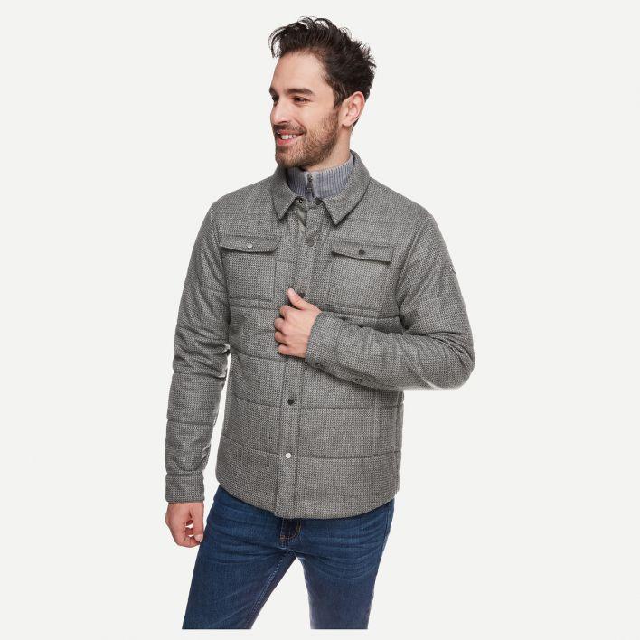 Men Linard Wool Jacket