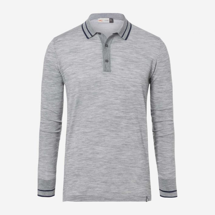 Men's Siard Polo L/S (Regular Fit)