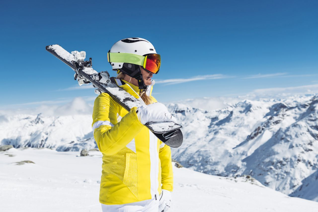 How to choose clothes for skiing