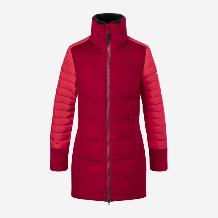 Women's Bernina Wool Coat