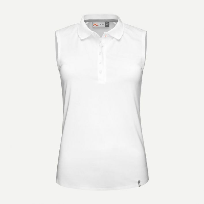 Women Signe Engineered Polo S/L