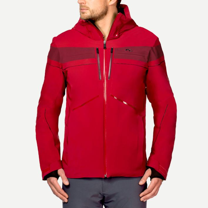 Men Speed Reader Jacket