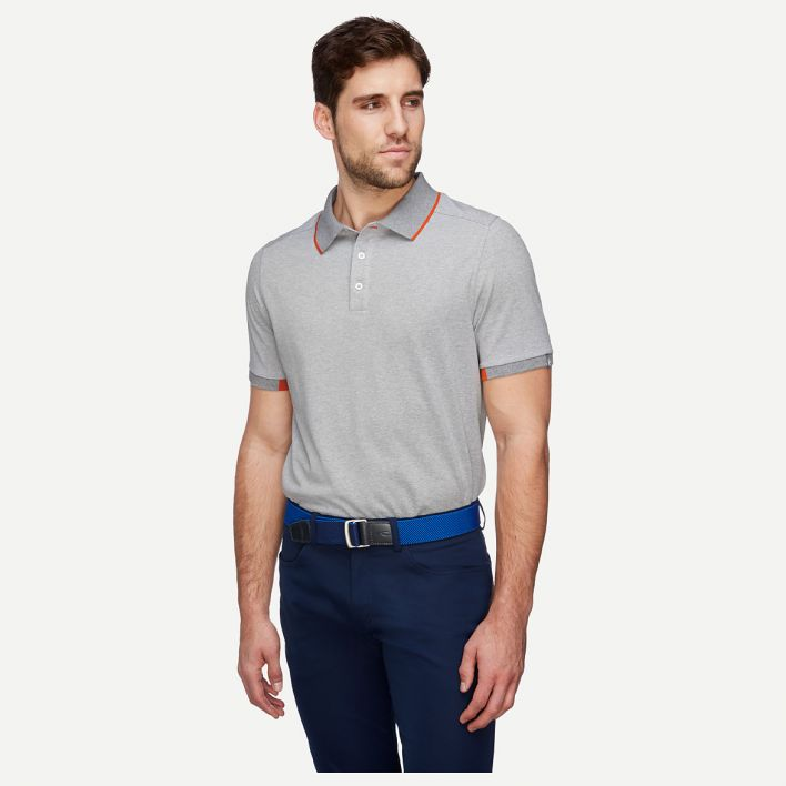 Men Stan Polo S/S