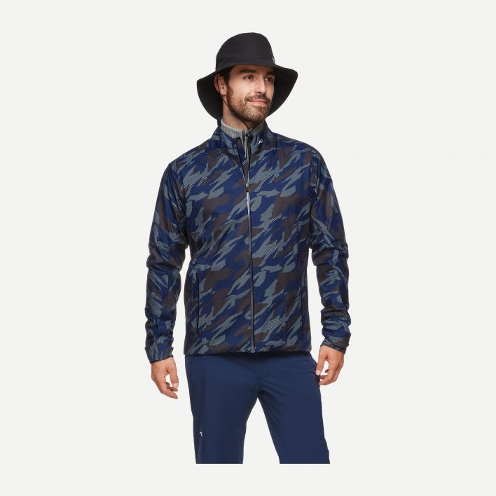 Men's Clive Printed 2L Jacket