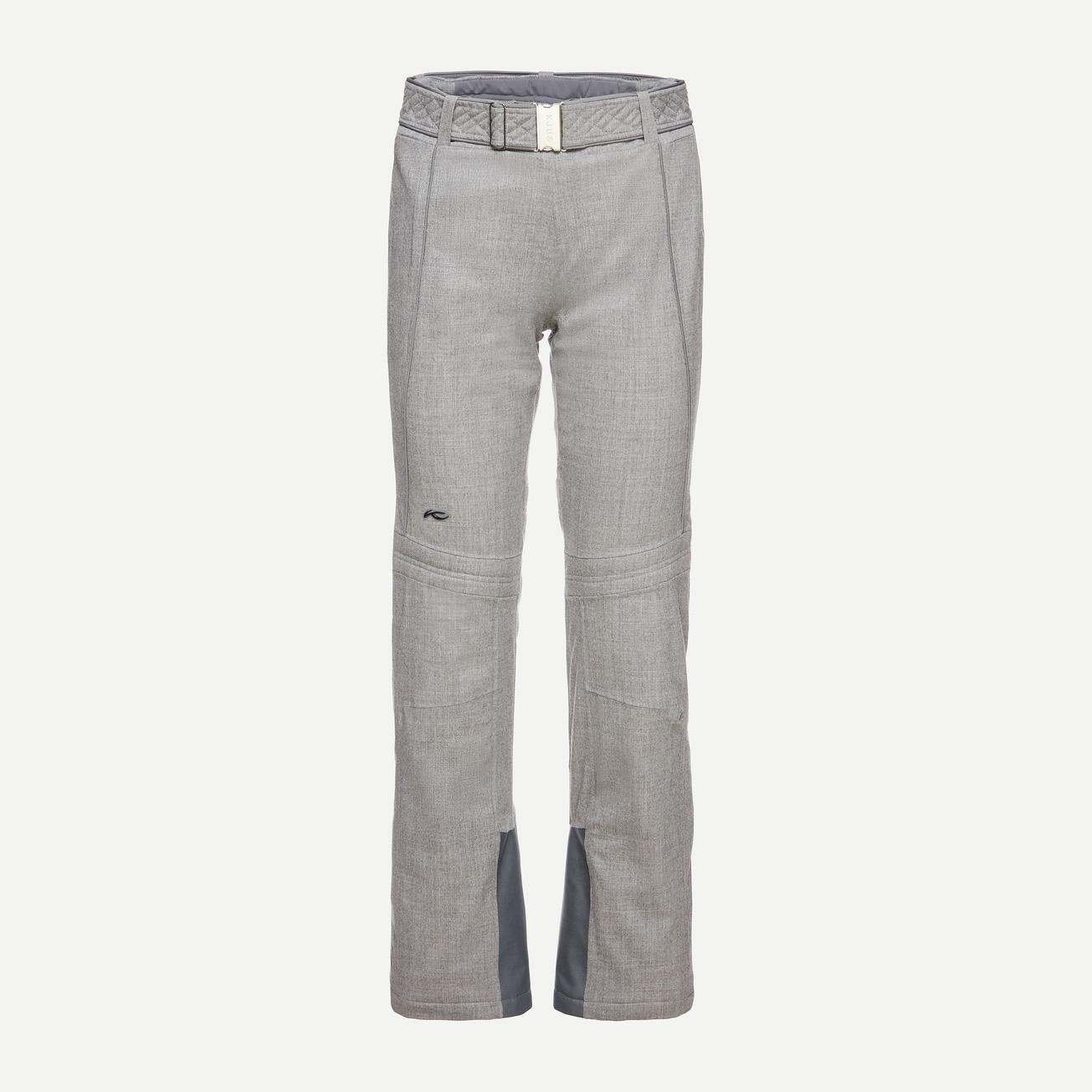 Pantalons De Ski Laine Mélangée Naira - Gris Kjus MN222gNnus
