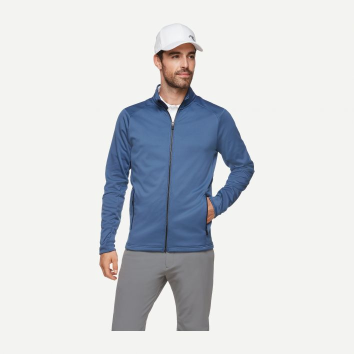 Men's Diamond Fleece Jacket
