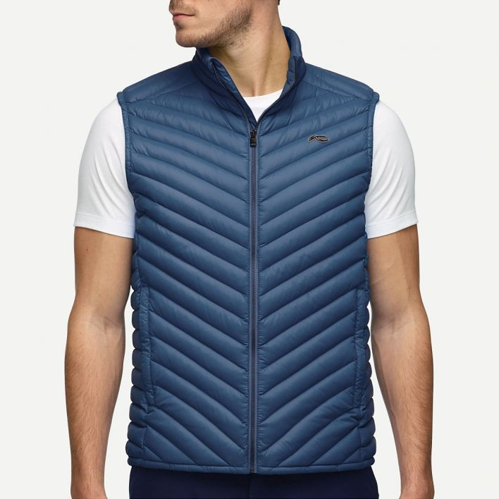 Men Blackcomb Down Vest