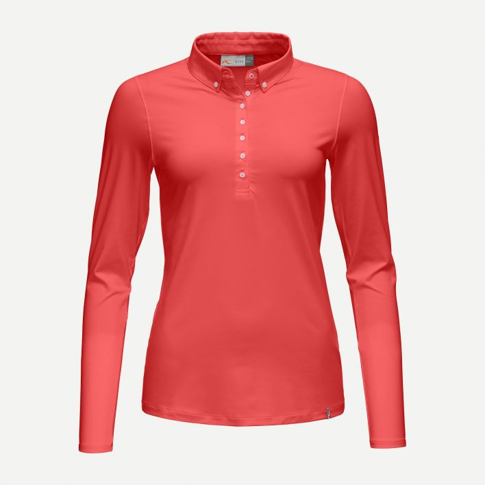 Ladies Scotscraig Polo L/S