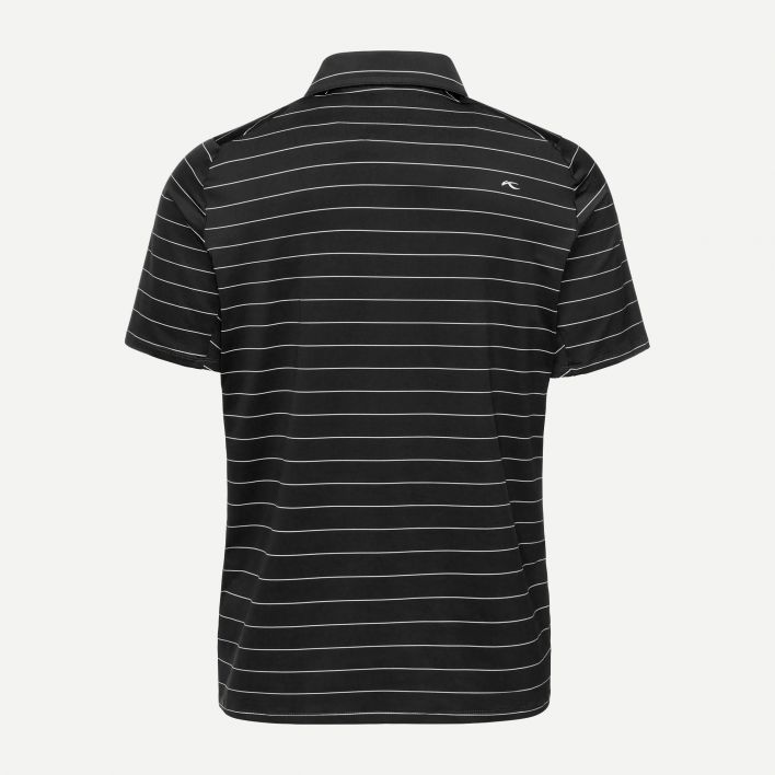 Men's Soren Polo Big Stripes S/S