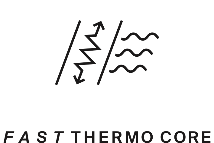 KJUS Fast Thermo Core