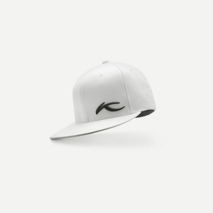 Flat Visor Stretch Cap
