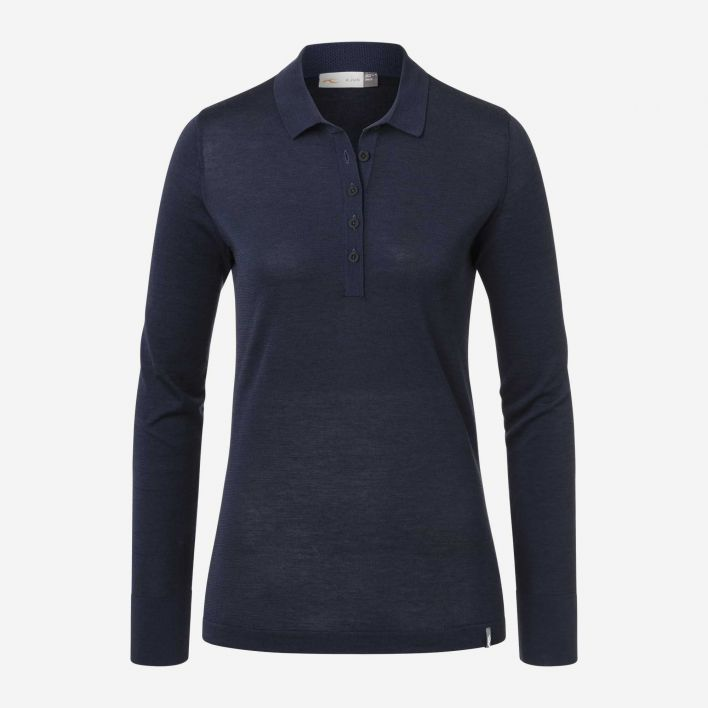 Women's Sanja Polo L/S (Regular Fit)