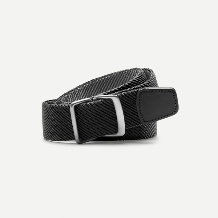 Unisex D-Ring Webbing Belt