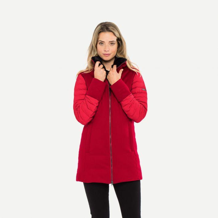 Women's Bernina Wool Coat