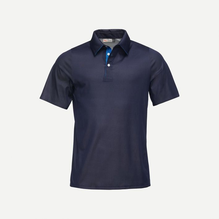 Men Shelter DWR Polo S/S